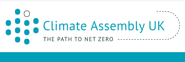 Climate assembly screenshot