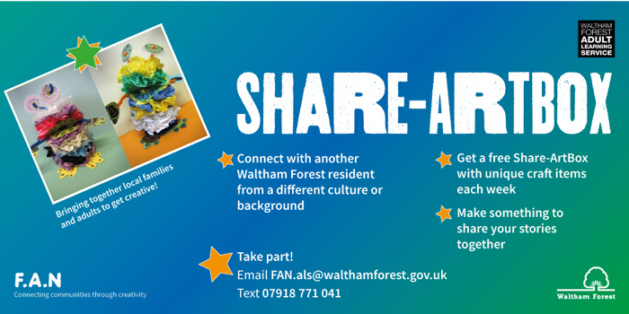 Share-ArtBox: connecting communities through creativity